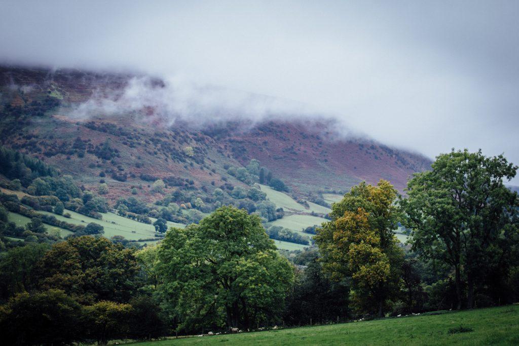 Llanthony mountain